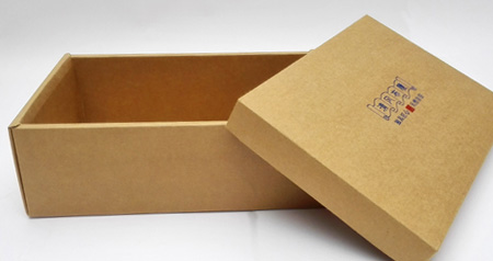 天地盖瓦楞纸包装盒